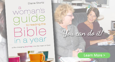 A woman's guide to reading the Bible in a year: You can do it! Learn More.