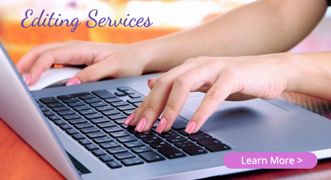 Editing Services. Learn More.
