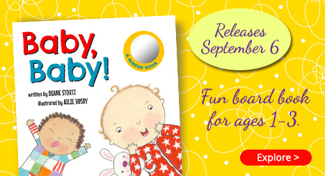 Baby, Baby! Fun book board for ages 1-3