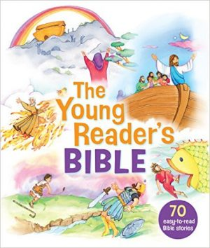 The Young Reader's Bible cover